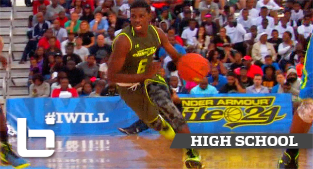 Jawun Evans The BEST PG In The SOUTH? Official Junior Ballislife Mix