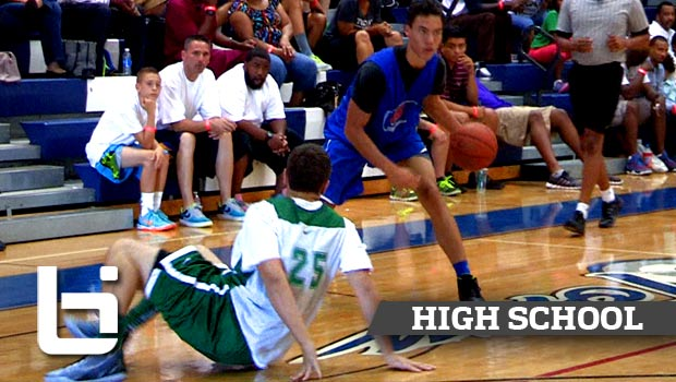 Top Players Show OUT at 2014 Ron Massey Fall Hoops Classic! Stephen Zimmerman, Lonzo Ball, Tyler Dorsey & More!