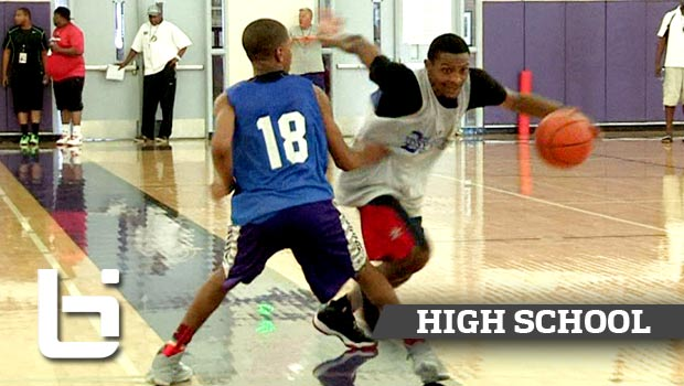 Marcus LoVett & Dejounte Murray Show OUT at Tony Wroten Camp! Official Camp Mixtape!