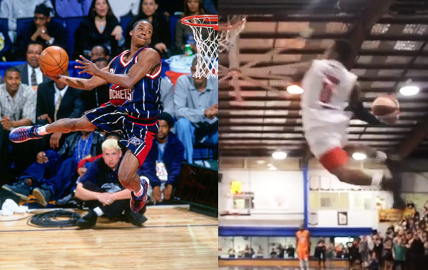 Who Dunked It Better? Steve Francis (2000) vs Jahii Carson (2014)