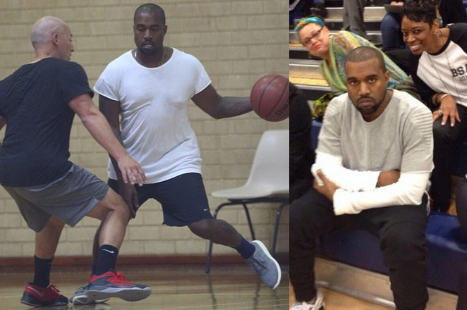 Kanye West DID NOT score 106 points against a wheelchair basketball team but…