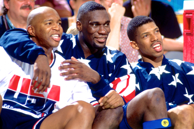 Dominique Wilkins says Dream Team 2 could compete with any Dream Team..and he's right!