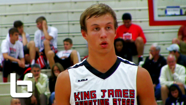 5-star sharpshooter heading to Duke: Luke Kennard Official Ballislife Summer Mixtape!