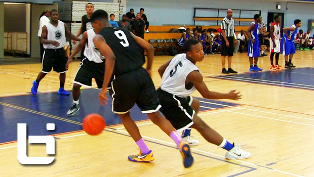 Simeon's Isaiah Moss was Breakout Player of the Summer! Athletic 6'6 Wing Mixtape