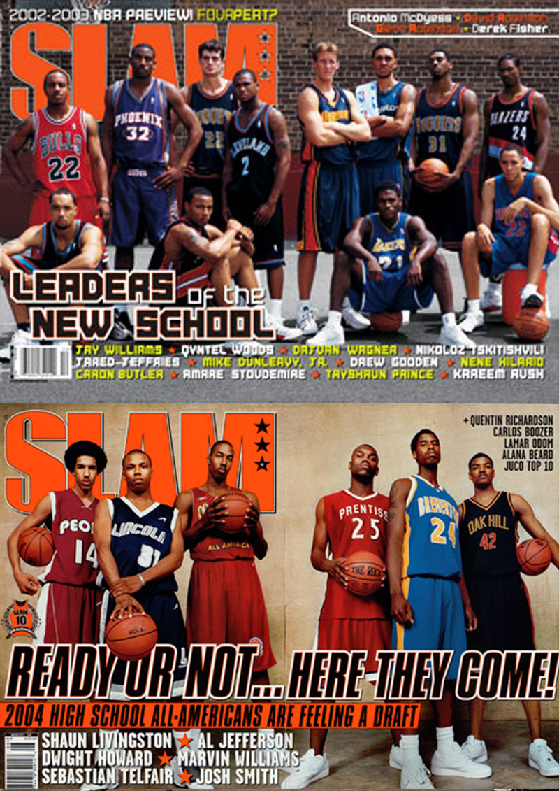 slam-covers