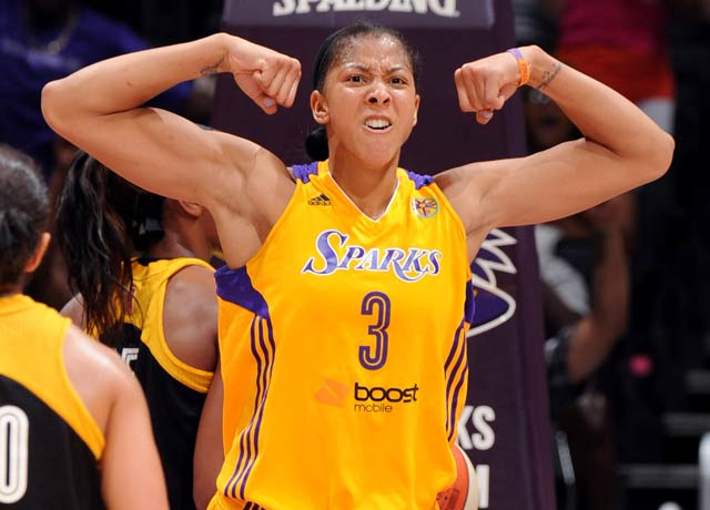 """Candace Parker will try to become the first woman in the NBA – in a new film called """"Leader of the Pack"""""""