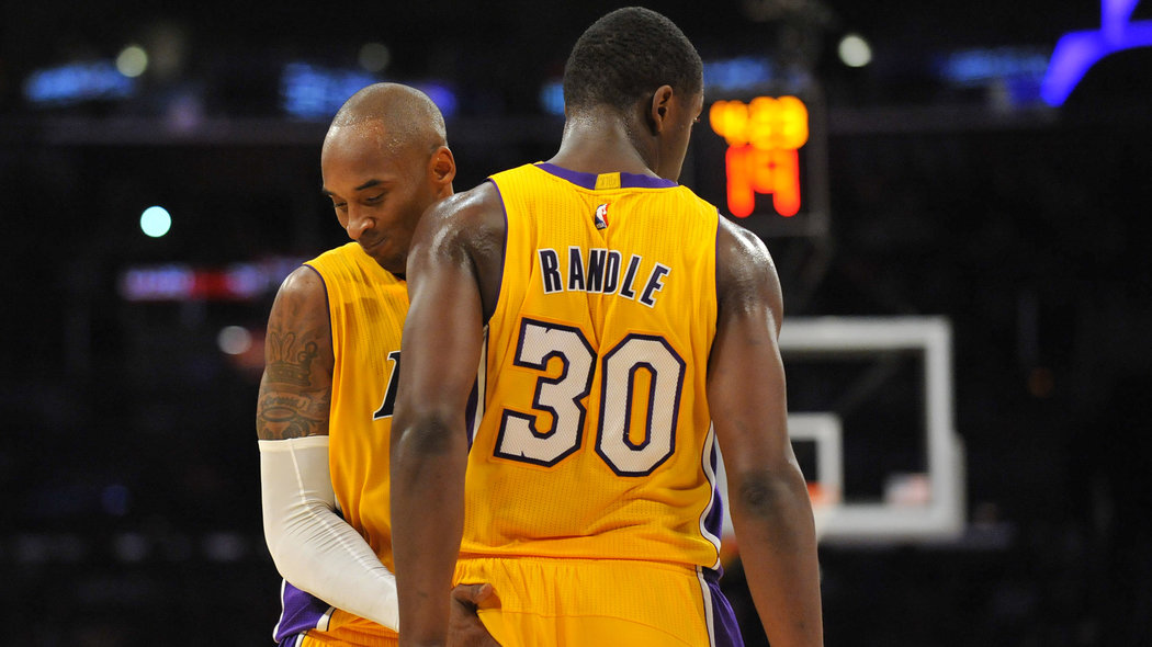"""Kobe's message to Julius Randle """"If you f**k this up, you're a really big idiot"""""""