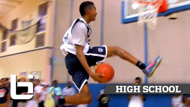 "16 Year Old Terrance ""2K"" Ferguson Has Video Game Bounce & Range! Official 10th Grade Mixtape"