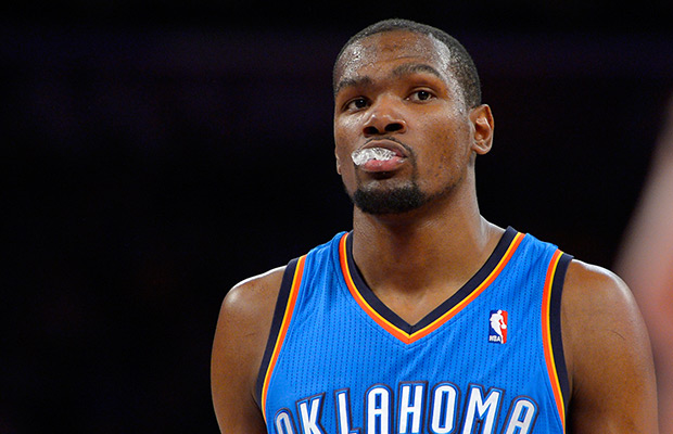 Kevin Durant expected to miss 6-8 weeks with right foot fracture