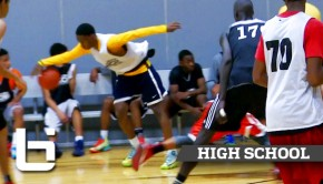 Matt Coleman at Lucas Camp | Ballislife.com
