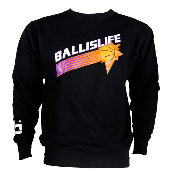 Ballislife | Throwback PHX Suns Crewneck