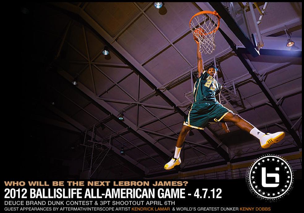 Ballislife | Ballislife All American Game