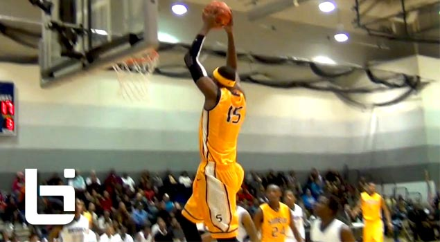 Ballislife | Steve Taylor Dominates Inside and Out