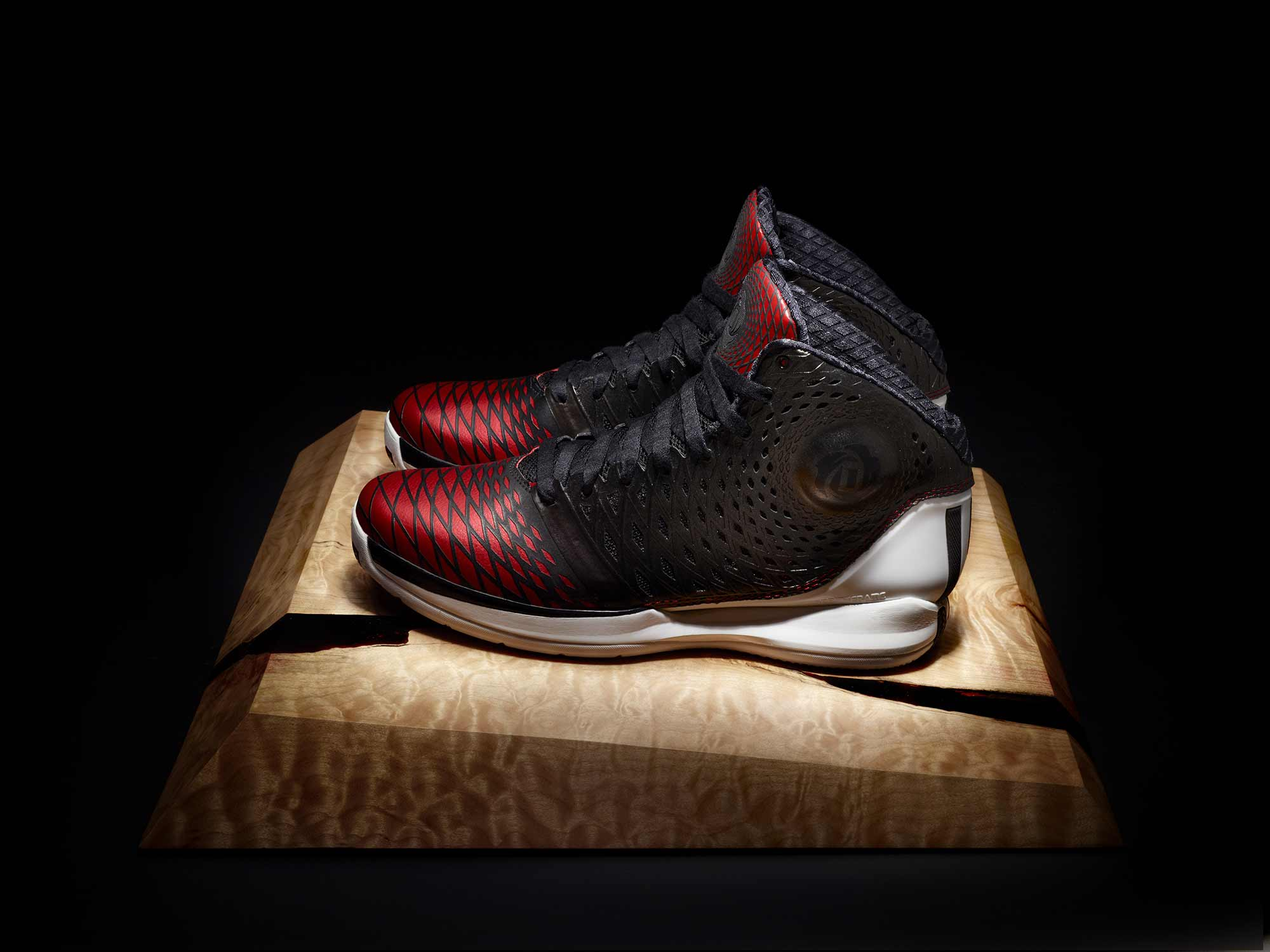 adidas and Derrick Rose launch D Rose 3