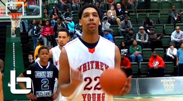 Ballislife | Jahlil Okafor Puts on a Block Party