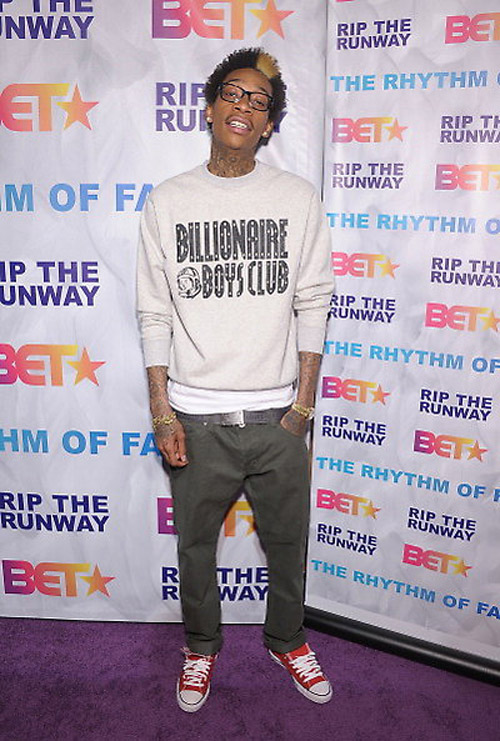 BET's Rip The Runway 2011 - Arrivals