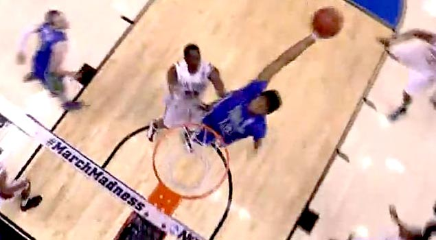 Ballislife | March Madness FGCU Eric McKnight dunk