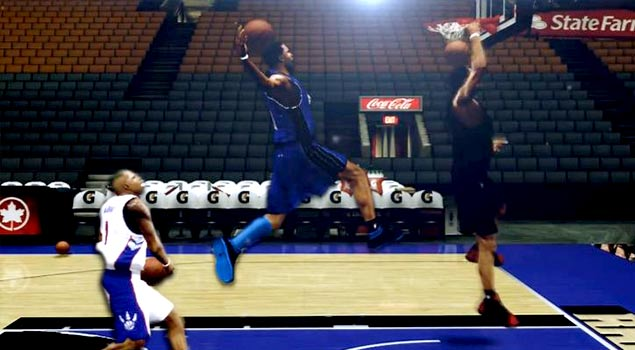 Ballislife | T-Mac in NBA 2K13 video