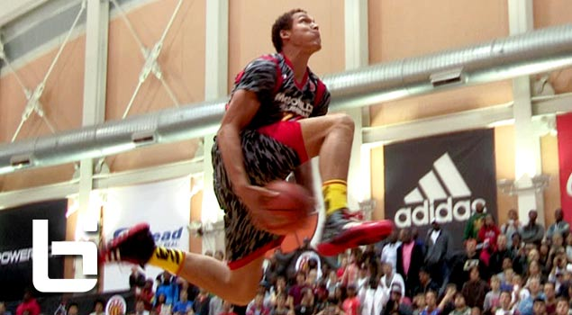 Ballislife | McDonalds All American Dunk Contest