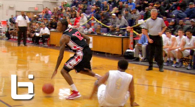 Ballislife | Anthony Barber Lightning Quick Handle