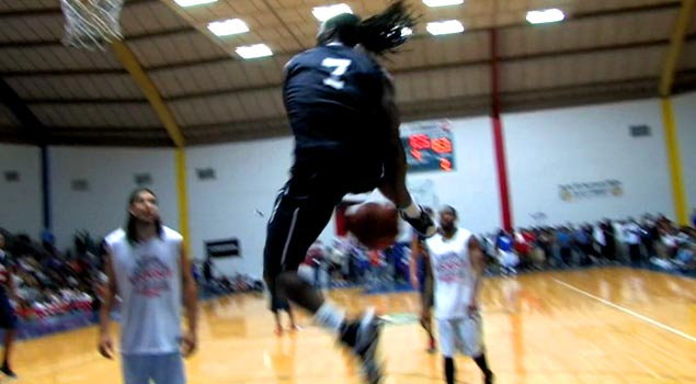 Ballislife | Kenneth Faried