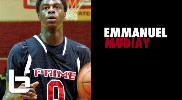 Ballislife | Emmanuel Mudiay Junior Year Mixtape