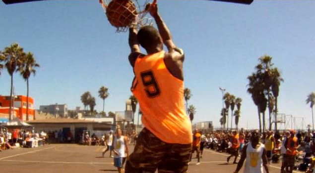 "Ballislife | AJ Harris aka ""Chosen One"""
