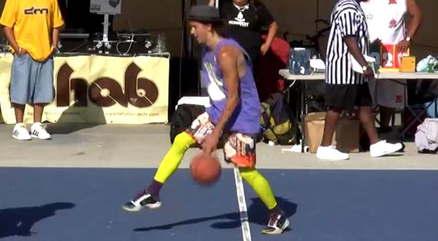 "Ballislife | Nick ""Jungle Boy"" Ansom"