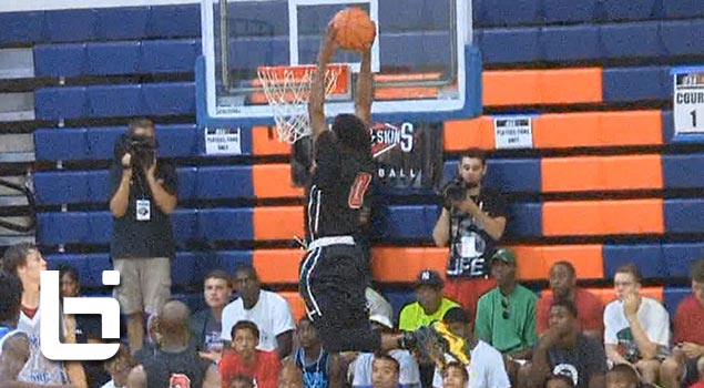 Ballislife | Belmont Shores vs Mo Williams Elite @Fab48