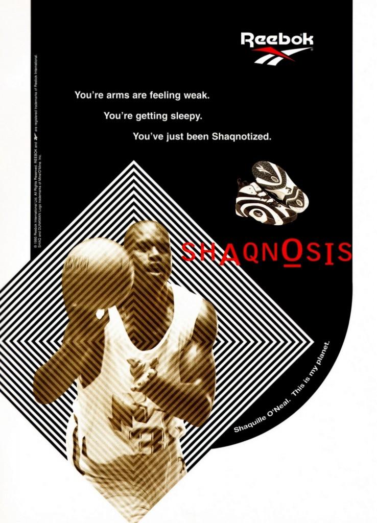 Shaqnosis Ad