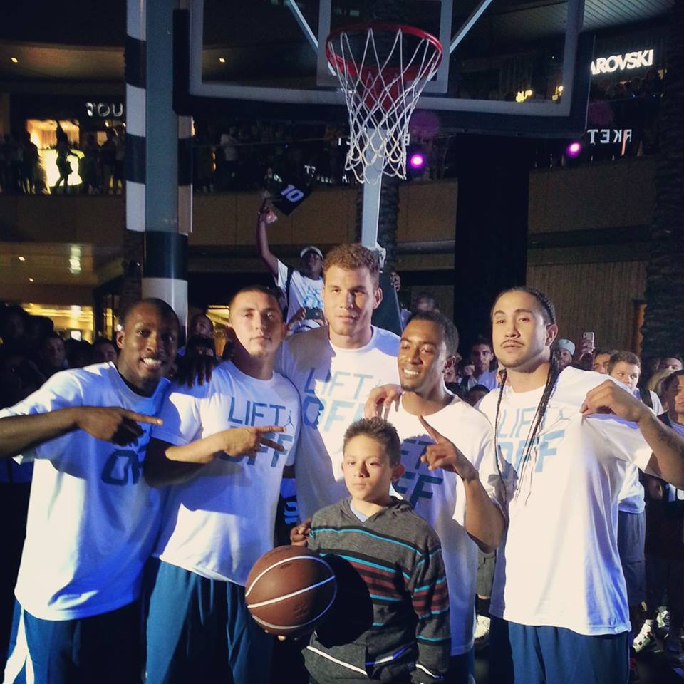 Ballislife | Blake Griffin at Jordan Brand Event