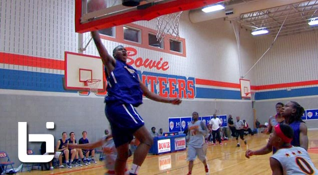 Ballislife | Diamond Stone dunk