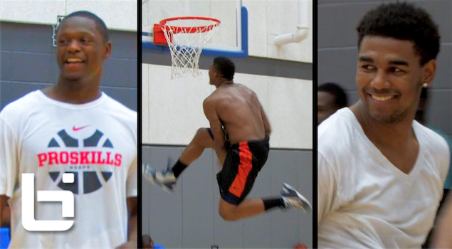 Ballislife | Julius Randle, Marcus Smart, Matt Jones