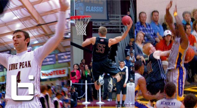 Ballislife | Nick Emery, TJ Haws and Eric Mika