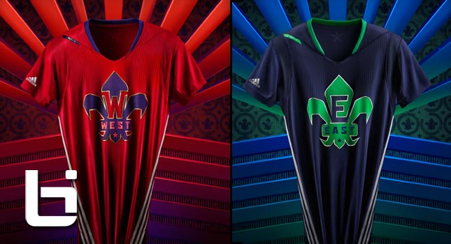 Ballislife | NBA All-Star Jerseys