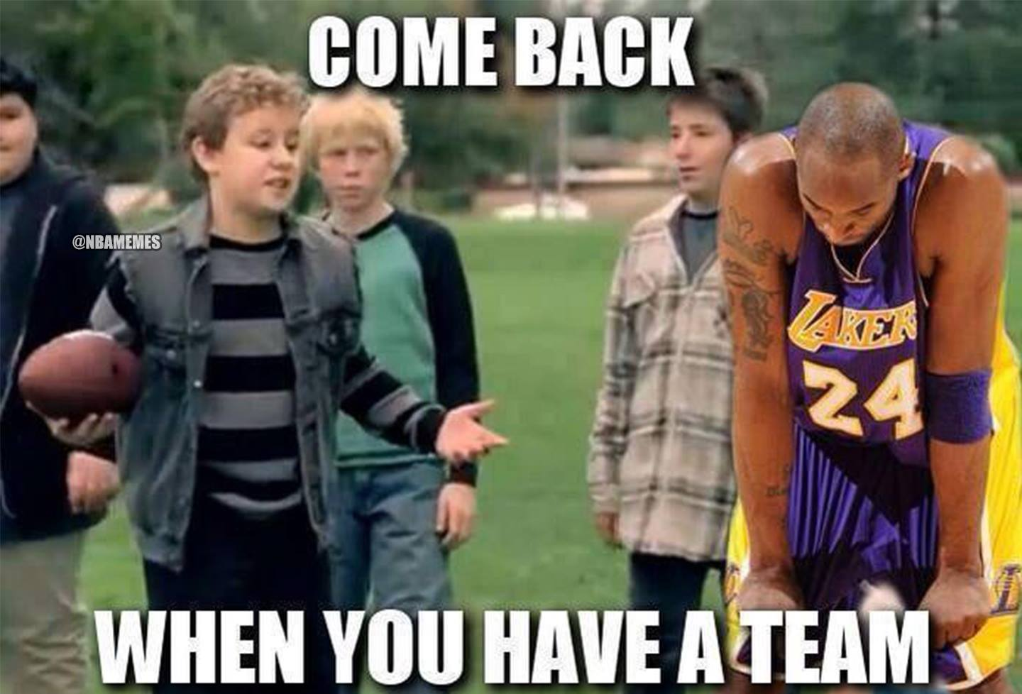Lakerhater Instagram Posts