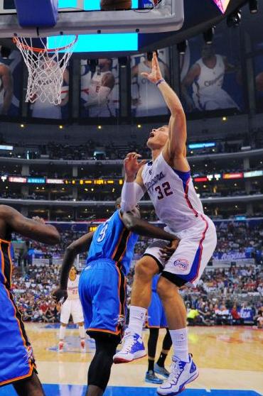 Oklahoma City Thunder vs. Los Angeles Clippers   Photos   May 11  2014   ESPN5