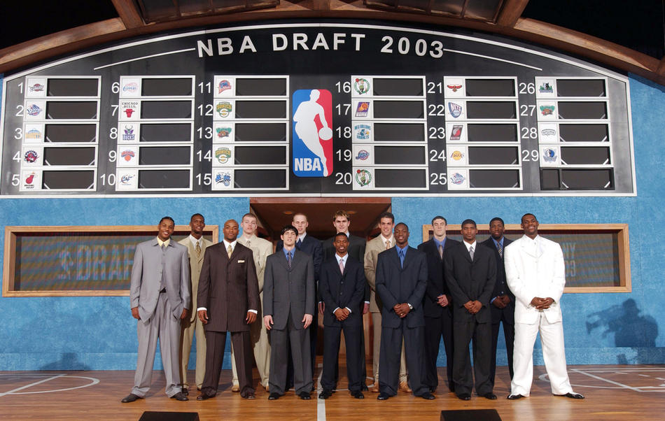 draft flashback cavs select lebron with the 1st