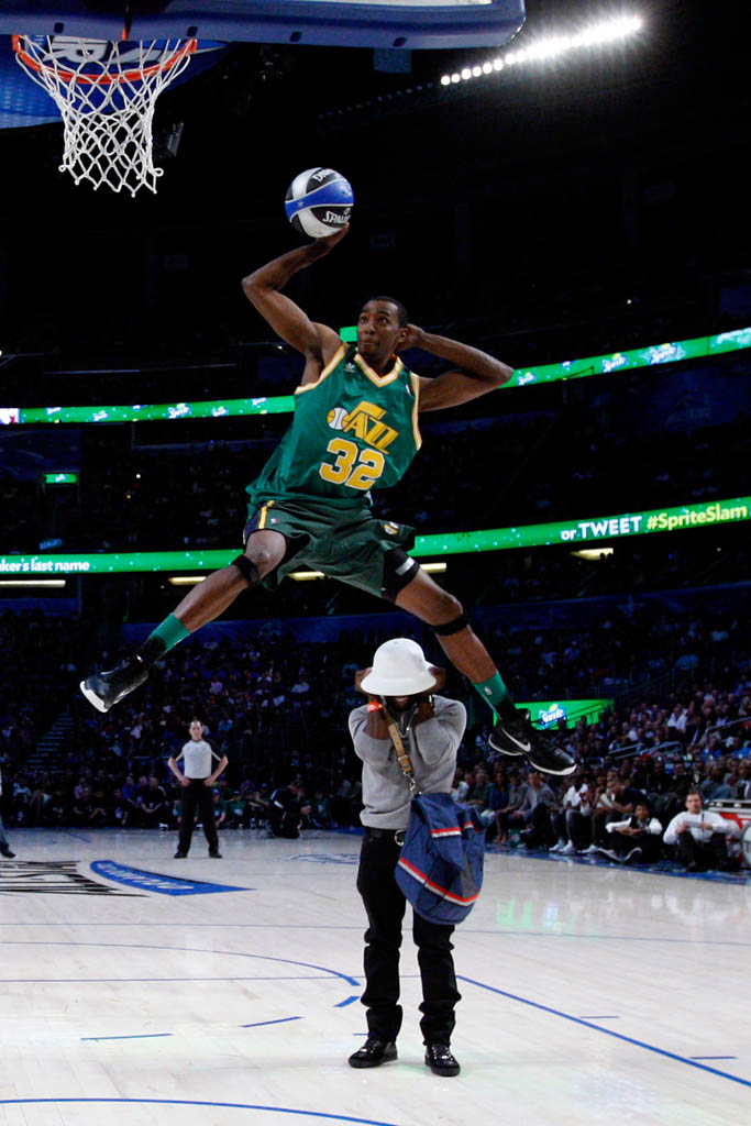 Sprite Slam Dunk Contest
