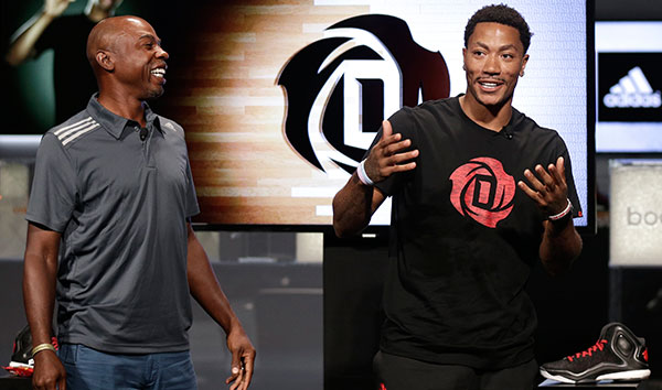 Derrick Rose Talks AAU and Over Playing